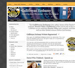 Gallifreyan Embassy 3.0 Website